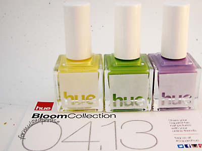SquareHue Bloom Collection