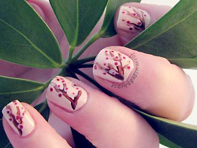 Spring nails 01