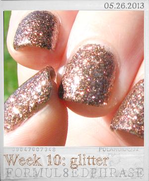 10: glitter