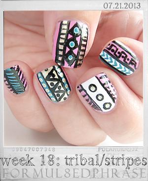 formul8edphrase week 18 tribal