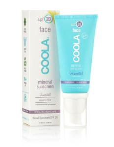 coola moisturizer