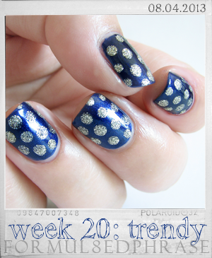 formul8edphrase week 20:trendy