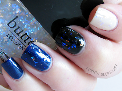 butter LONDON: Double Take Sets (and Petrol)