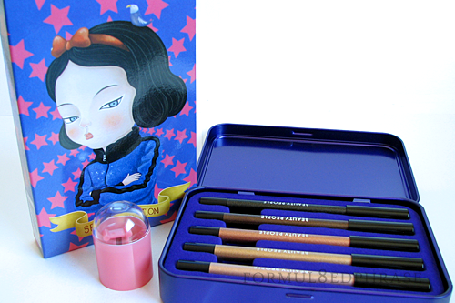 Snow White eye liners