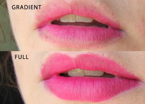 Lip Tint Swatch