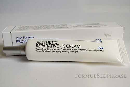 Reparative-K Cream