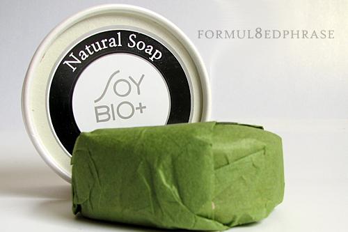 Soy Bio soap