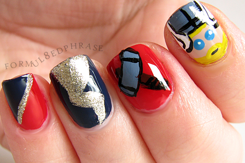 Thor manicure