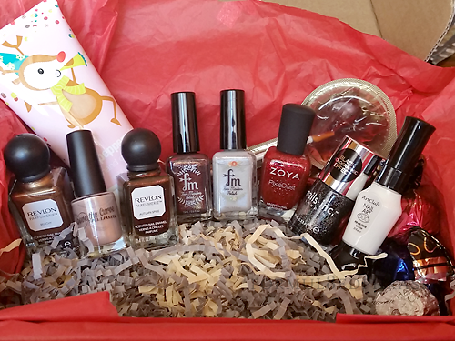 Secret Santa Haul (formul8edphrase)